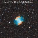 M27 The Dumbbell Nebula,                                Flo