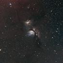 M78,                                SeismicGeo