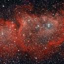 IC1848 Soul Nebula,                                Jim Nadeau