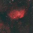 SH2-101 Tulip Nebula,                                Eric Horton