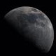 Waxing Gibbous Moon April 2, 2020,                                Jeff