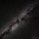 Cygnus region - very wide field,                                Ian Dixon