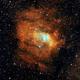 NGC 7635 - Bubble Nebula,                                Nick's Astrophoto...