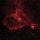 IC 1805 Heart Nebula,                                v3ngence