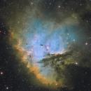 NGC281 - Pacman nebula,                                Erik Pirtala