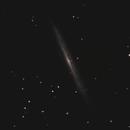 NGC 5907 - Splinter Galaxy,                                Benny Colyn