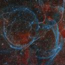 Vela SNR closeup,                                Toshiya Arai