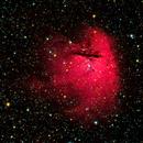 NGC 281 Pac Man Nebula,                                Perry Muir