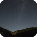 Cassiopeia and Andromeda from Sasquatch Mountain - 1x30s untracked,                                Jason R Wait