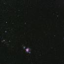 Orion Constellation,                                Manuel Huss