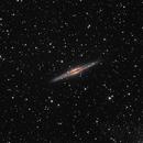 NGC 891,                                olivdeso