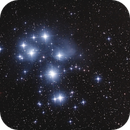 M45 - Pleiadi ,                                RIKY