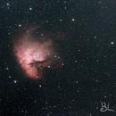 NGC 281 - Pacman Nebula,                                Brian Littlejohn