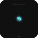 Ghost of Jupiter Nebula,                                Lucas Magalhães