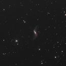 NGC660,                                Niamor
