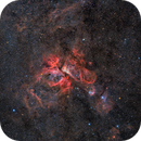Eta Carinae Nebula,                                Alessandro Cipolat Bares