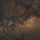 Center of the Milky Way,                                Jacek Bobowik