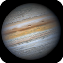 Jupiter and Europa on 6.5 2021,                                astrolord