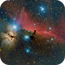 B33 Test shot --Horsehead Nebula Field,                                Jim Lafferty