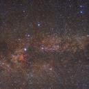 Milky-Way am 04.07.2019,                                Matthias Groß