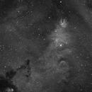 Cone Nebula,                                ks_observer