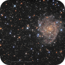 IC342 The Hidden Galaxy,                                Al_Zinki