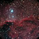 NGC 6188,                                Leslie Rose