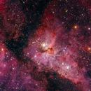Full Moon Eta Carina Nebula,                                Colin