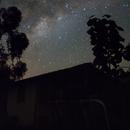 Astronomer Stargazing,                                Gabriel R. Santos (grsotnas)