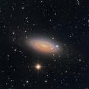 NGC 2841- An Extended Stellar Disk,                                Kent Wood
