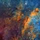 Sadr Region Close-up,                                Chuck's Astrophot...