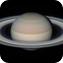 Saturn on April 25, 2020,                                Chappel Astro