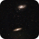M65 & M66 with Atik Infinity Live CCD,                                Dave