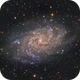 M 33 - Triangulum Galaxy (NGC 598),                                Ara Jerahian