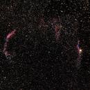 Veil & Lacework nebulae,                                Geert Vanden Broeck