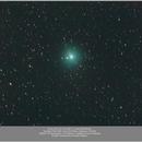 Comet 46P/Wirtanen, DSLR, 20181130,                                Geert Vandenbulcke
