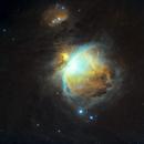 M42 - The Orion Nebula,                                Nathan