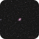 Crab Nebula,                                Astro-Rudi