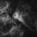 NGC3372 - Eta Carinae Nebula in Ha,                                LucasB