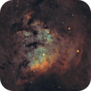 NGC 7822 - Star Forming Region in Cepheus,                                lefty7283