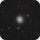 M13 Globular cluster HDR,                                Andrea Pistocchini - pisto92