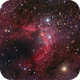 Sh 2-155.  Cave Nebula,                                Vlad Onoprienko