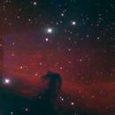 Horsehead Nebula,                                Chris Ryan