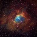 NGC 7635- Bubble Nebula ,                                Matt Harbison