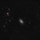 NGC4725 RGB,                                Erik Guneriussen