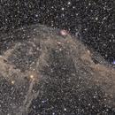 IC4633 and Mandel-Wilson 9,                                Rick Stevenson
