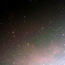 great wall into NGC 7000,                                Thomas Ebert