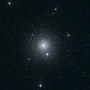 ammasson globulare Ngc 6752,                                Rolando Ligustri