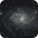 M33 Triangulum Galaxy,                                discardedastro