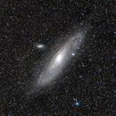 M31 wide field,                                Carlo Caligiuri